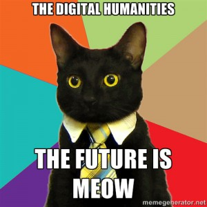 DH: The Future is Meow